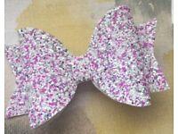 Hand made hair bows