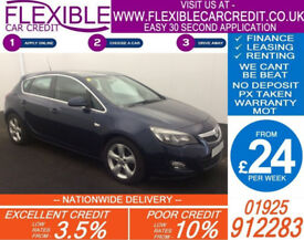 2010 VAUXHALL ASTRA 1.7 CDTI SRI GOOD / BAD CREDIT CAR FINANCE AVAILABLE