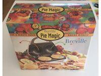 Electric Pie Maker - BREVILLE PIE MAGIC - UNUSED still in ORIGINAL BOX