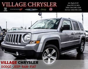 2016 Jeep Patriot High Altitude 4X4 6.5Touchscreen,Leather,PWR S