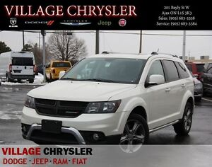 2016 Dodge Journey Crossroad 7PASS,NAVI,PWR/SUNROOF,BACKUP CAMER