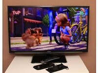 """32"""" Toshiba LED smart WiFi full HD freeview built in"""