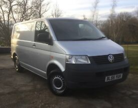 2006 Volkswagon Transporter T28 TDI Diesel medium wheel base panel van
