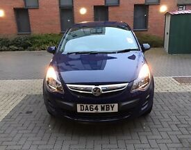 2014 Vauxhall Corsa, Low Mileage, Full Service History, sensor Parking, 2 Keys