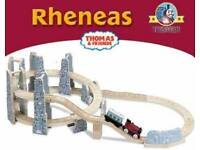 Thomas the Tank Wooden Roller coaster