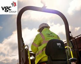 Dumper/Roller Drivers Wanted – Cambridgeshire - VGC Group