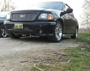 2001Jlp Built Ford F150 Harley Edition