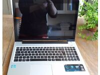 LAPTOP **ASUS S550C TOUCH NOTEBOOK PC**INTEL CORE i5, 6GB, ITB, WINDOWS 8 *GREAT CONDITION*