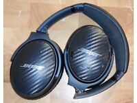 Bose QuietComfort® 35 QC35 Carbon Acoustic Noise Cancelling® Wireless