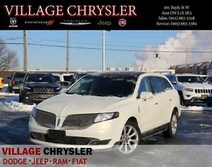 2013 Lincoln MKT AWD EcoBoost Leather, Nav, Panoramic Sunroof, B