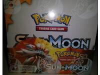Pokemon TCG - Sun and Moon Booster Box