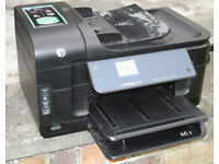 HP 5510 A Printer/Scanner (heads need cleaning)