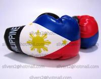- = Miniature 'PHILIPPINES' Boxing Gloves = -
