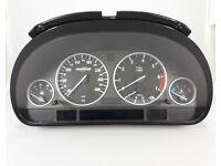 BMW E39 E38 E53 HARTGE EURO INSTRUMENT CLUSTER SPEEDOMETER ALPINA SCHNITZER