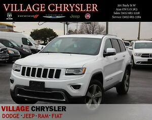 2015 Jeep Grand Cherokee Limited Luxury Grp II,Blind spot monito