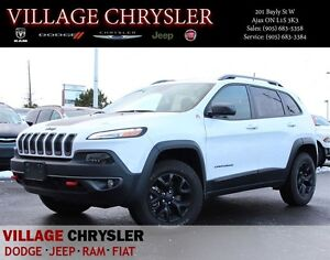 2016 Jeep Cherokee TrailHawk V6 SafetyTec,Technology,Panoramic S