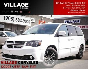 2016 Dodge Grand Caravan R/T,NAV,Leather,Blinds,Remote...