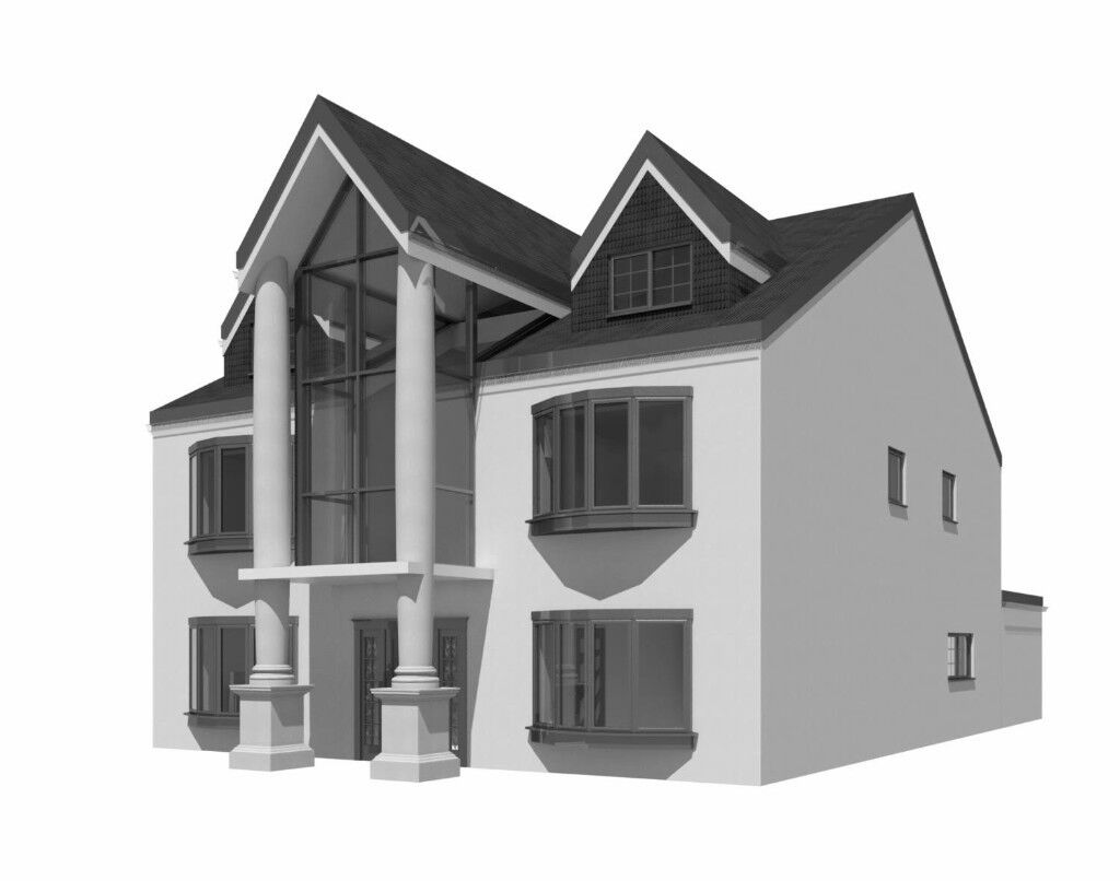 Cheap Architectural Planning, Technical Drawings And Building Regs For  Extension, Renovation U0026 More