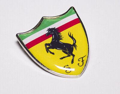 Cool Ferrari Inspired Shield Badge