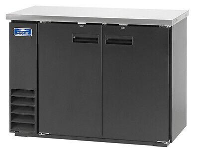 Arctic Air Abb48 48 2 Solid Door Back Bar Cooler