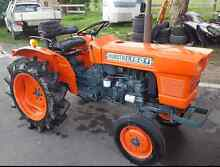 kubota L1501 tractor Cranbourne South Casey Area Preview