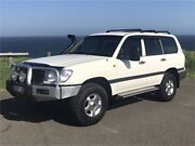 Toyota Landcruiser 100 series HDJ100R GXL Kiama Downs Kiama Area Preview