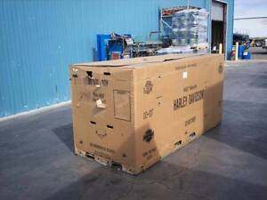 Harley Davidson Shipping Crate / Box Port Adelaide Port Adelaide Area Preview
