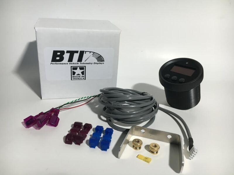 BTI CAN Gauge for ECUMaster EMU, 52mm