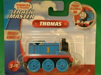 Thomas & Friends Track Master - Push Along THOMAS - Metal Engine New