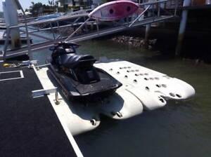 Jet Ski Dry Dock Pontoon