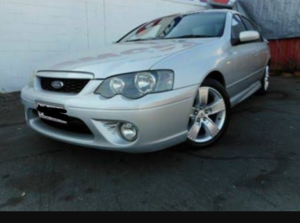 Ford falcon xr6 6speed maunel