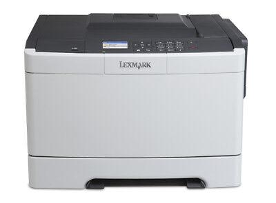 LEXMARK CS417dn Farblaser-Drucker A4, Drucker, Duplex - Verpackungsschaden /-/-