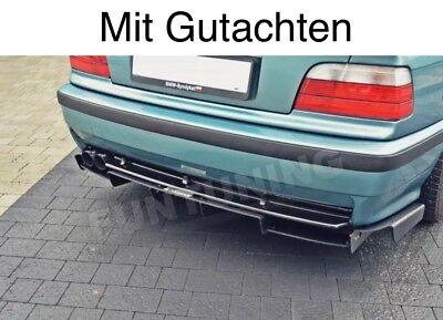 BMW E36 Heckdiffusor M3 Diffusor Heckschürze M Technik DTM GT Heckansatz Class 2