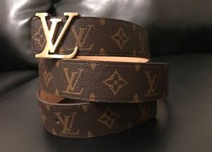 Louis Vuitton Designer Belt