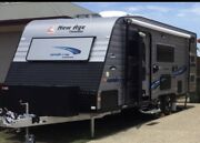 New Age Manta Ray 2016 MR19BC SE Triple Bunk Ensuite Lots of Extras Murrumba Downs Pine Rivers Area Preview