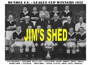DUNDEE-F-C-TEAM-PRINT-1952-SCOTTISH-LEAGUE-CUP-WINNERS