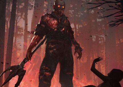 friday the 13th game savini jason skin