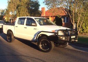 2007 toyota hilux sr North Parramatta Parramatta Area Preview