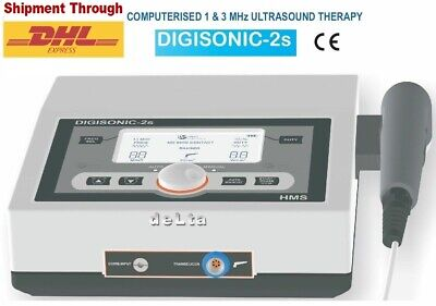 13 Mhz Professional Ultrasound Therapy Machine Pain Relief Ultrasound Therapy