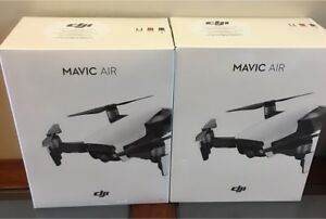 DJI Mavic Air Black Foldable and portable intelligent 4K drone