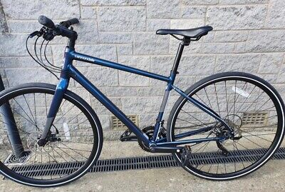 Cannondale Quick Hybrid bike, size Medium, 14 speed, New and Used components