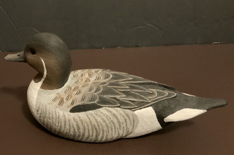 Artist Carved PINTAIL DRAKE By D. Daty - NEW