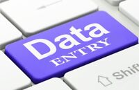 Looking for data entry jobs
