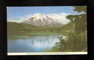 Mount St. Helens & Spirit Lake, Washington ( MtStHelensWA21*)