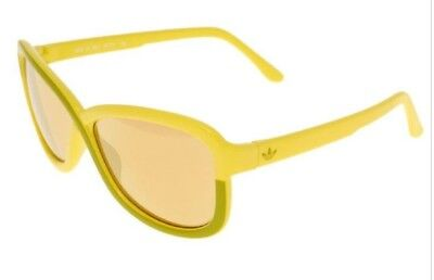 a774bcf2b122 NEW WOMEN S ADIDAS ORIGINALS TOKYO TREFOIL SUNGLASSES  759519 YELLOW