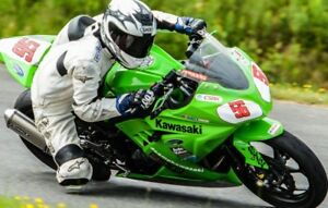 2015 Kawasaki Ninja 300 turn key race bike