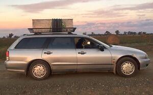 Mitsubishi Magna 2000 v6 St Kilda Port Phillip Preview