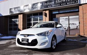 2012 Hyundai Veloster MANUAL NO ACCIDENT