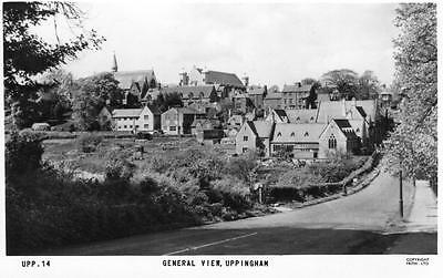 General View Uppingham unused  RP old pc Frith