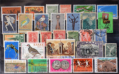 Greece-Lot stamps (ST414)
